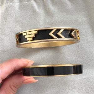 Bangle set - House of Harlow and Kate Spade